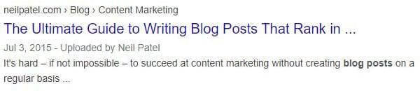 Google Headline Length Title