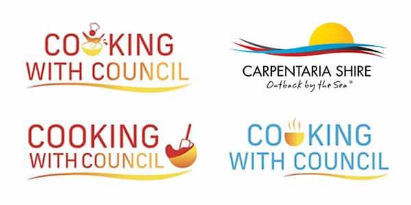 Three Logo Drafts