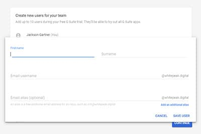 How To Setup A Custom Email Address With Google Workspace 4