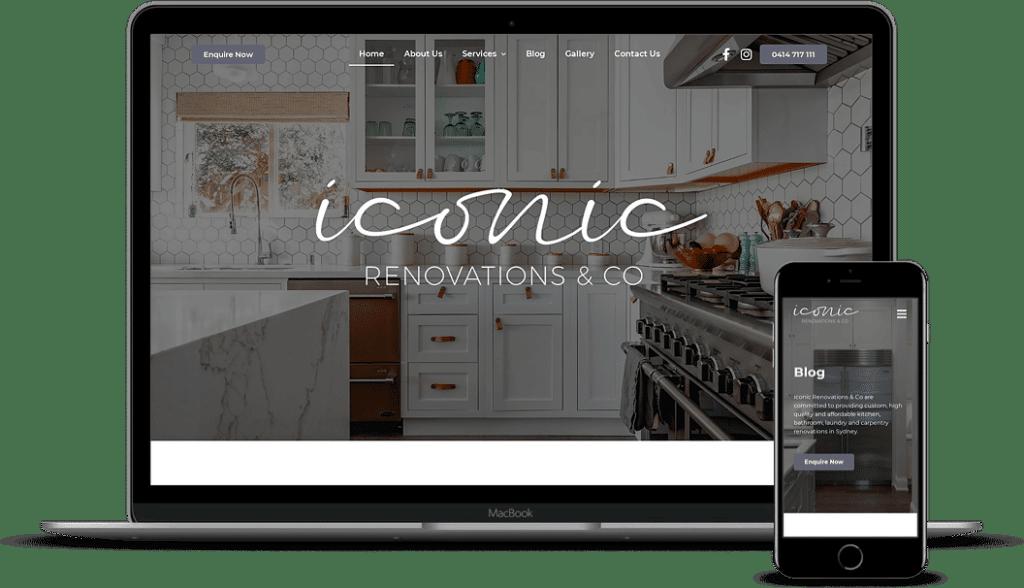 Iconic Renovations & Co