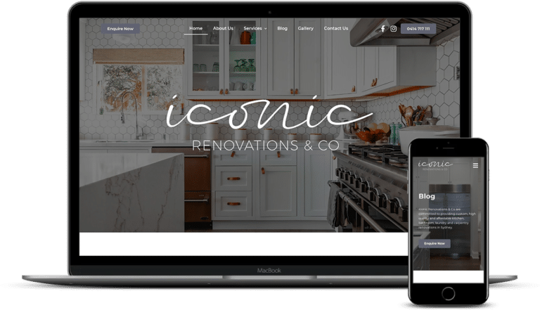Iconic Renovations & Co