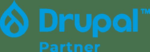 Drupal Partner Logo