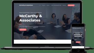 McCarthy Accounting Website