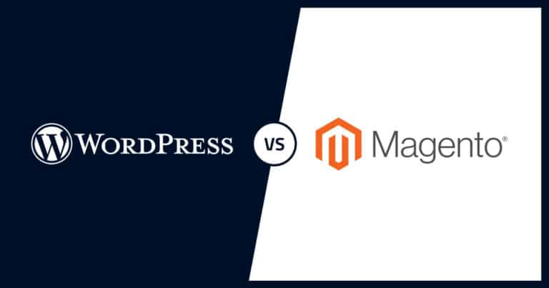 WordPress vs Magento